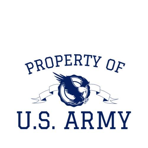 Property Of U.S. Army