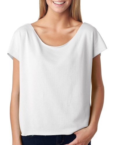 Next Level Ladies' Terry Dolman Tee