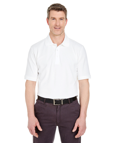 Men's Classic Platinum Polo
