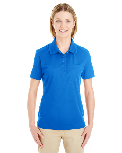 Ladies' Origin Performance Pique Polo with Pocket