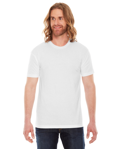 American Apparel Unisex 50/50 Short Sleeve Tee