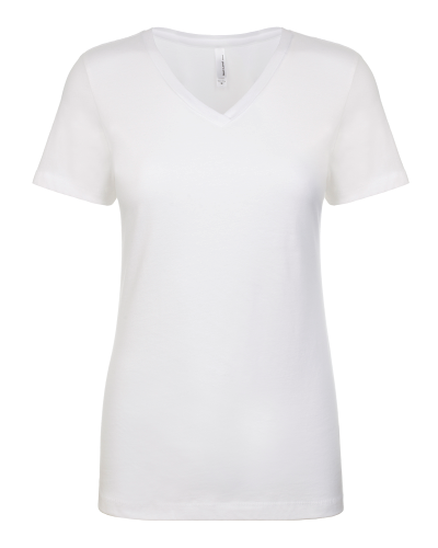 Next Level Ladies' Ideal V-Neck Tee