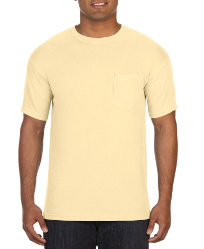 Comfort Colors Adult Pocket Tee