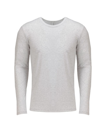 Next Level Men??s Tri-Blend Long Sleeve Tee