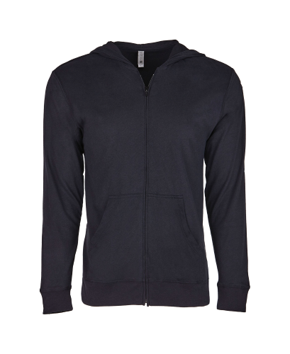 Next Level Sueded Zip Hoody