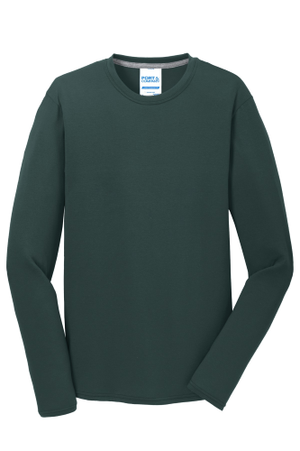 Port & Company Long Sleeve Essential Blended Performance Tee