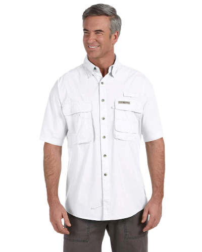 Men's Gulf Stream Short-Sleeve Fishing Shirt