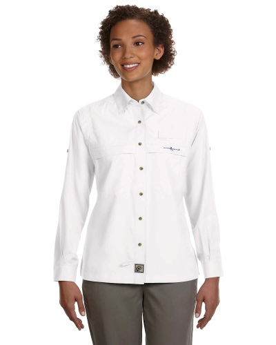 Ladies' Peninsula Long-Sleeve Performance Fishing Shirt
