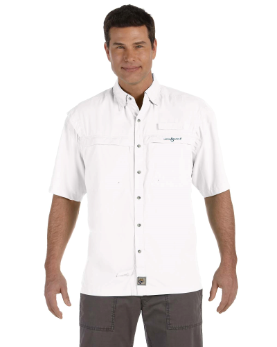 Men's Peninsula Short-Sleeve Performance Fishing Shirt