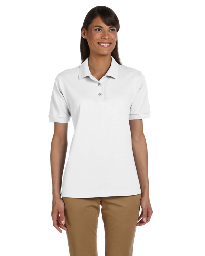 Ladies' 6.5 oz. Ultra Cotton® Piqué Polo