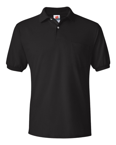 Jersey Sport Shirt with a Pocket