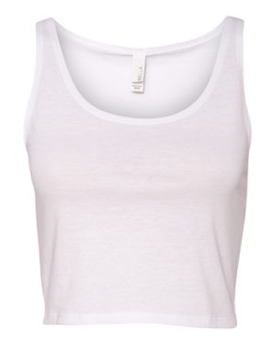Ladies' Crop Tank