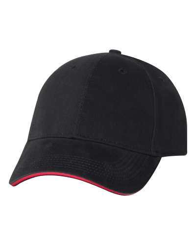 USA Made Structured Twill Cap