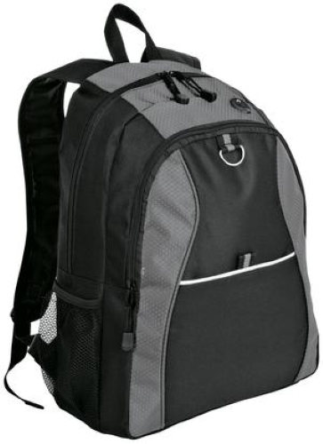 Port & Company  Improved Contrast Honeycomb Backpack