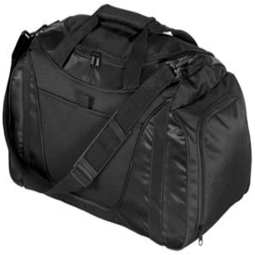 Port & Company  Improved Two-Tone Small Duffel