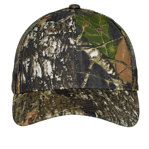 C869 Port Authority Pro Camouflage Series Cap with Mesh Back
