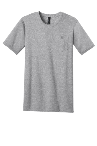 District Young Mens Very Important Tee with Pocket