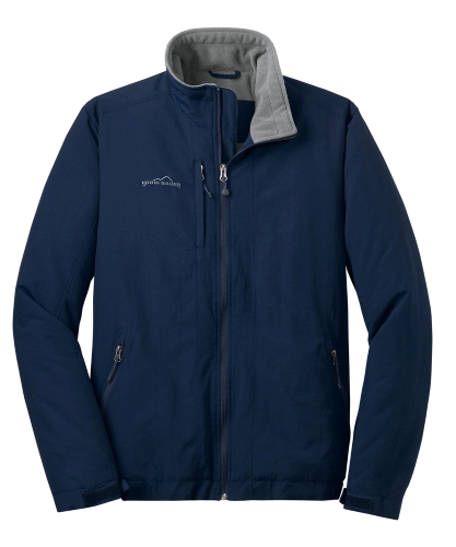 Eddie Bauer Fleece-Lined Jacket