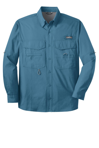 Eddie Bauer Long Sleeve Fishing Shirt