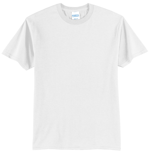 Port & Company 50/50 Cotton/Poly T-Shirt