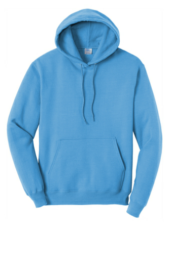 Port & Company Classic Pullover Hooded Sweatshirt