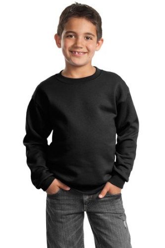 Port & Company Youth Crewneck Sweatshirt