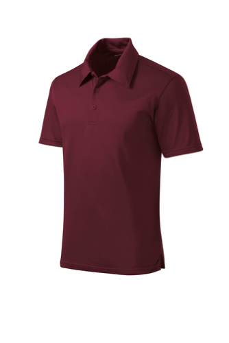 Sport-Tek Active Textured Polo