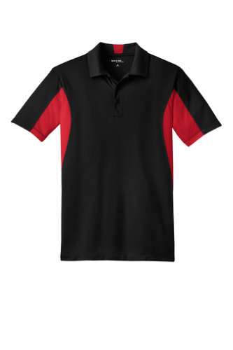 Sport-Tek Tall Side Blocked Micropique Sport-Wick Polo