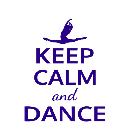 Dance Keep Calm