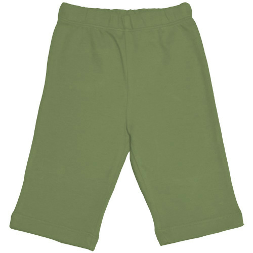Avocado Organic Infant Pant as seen from the front