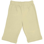 Natural Organic Infant Pant as seen from the front