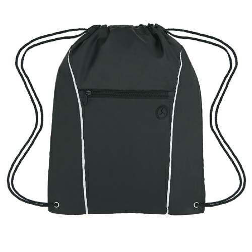 Black Vertical Sports Pack as seen from the front