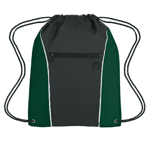Forest Vertical Sports Pack as seen from the front