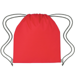 Gray With Red Reversible Sports Pack as seen from the back