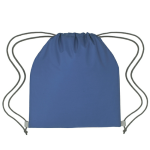 Gray With Royal Blue Reversible Sports Pack as seen from the back