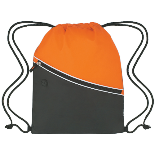Orange Two-Tone Sports Pack as seen from the front