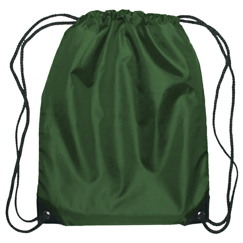 Forest Green Small Sports Pack as seen from the front