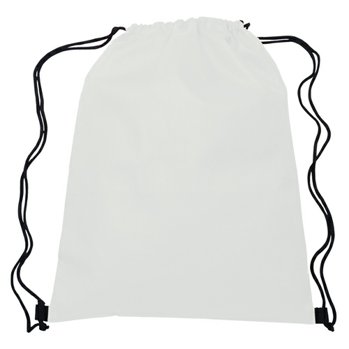 White Small Sports Pack as seen from the front