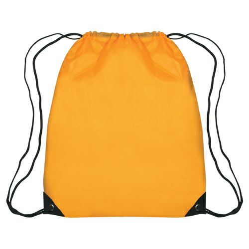 Athletic Gold Large Sports Pack as seen from the front