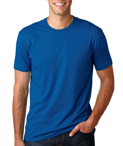 Soft Fitted Crew T