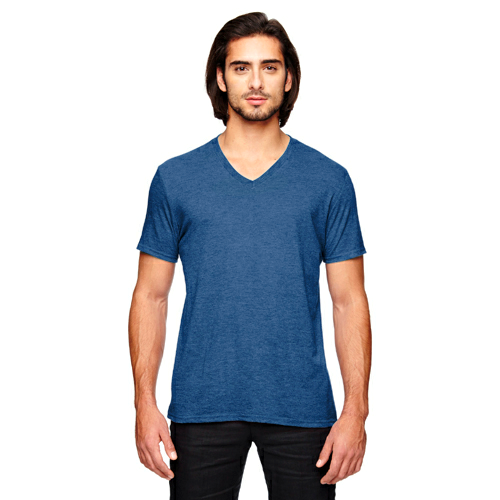 Anvil Tri-Blend V-Neck Tee