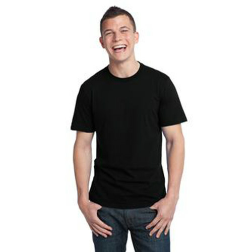 Eclipse Unisex Bamboo Organic Cotton Tee as seen from the front