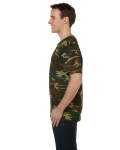 Woodland Woodland Camo Tee as seen from the sleeveleft