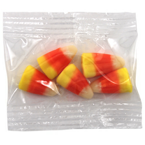 Medium Bountiful  Bag with Candy Corn