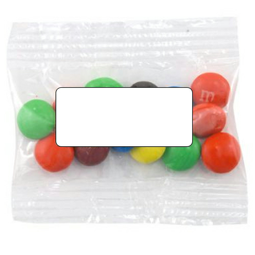 Small Bountiful Bag with M&M's