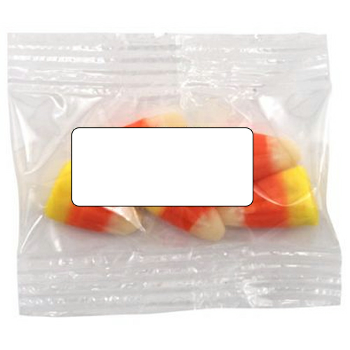 Small Bountiful  Bag with Candy Corn