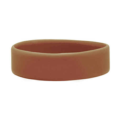 Brown Color Filled Wristband 1