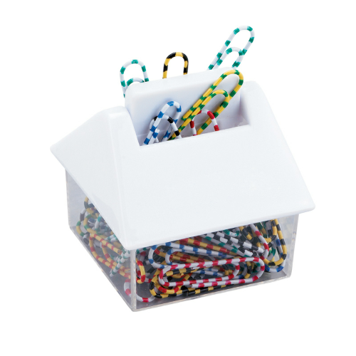 House Paperclip Dispenser