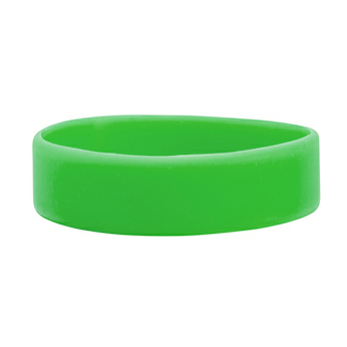 Green Embossed Wristband  1