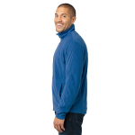 Light Royal Port Authority Microfleece Jacket as seen from the sleeveright